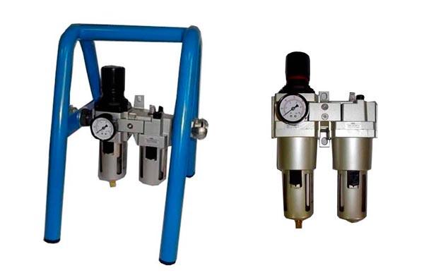 Filtros reguladores lubricadores